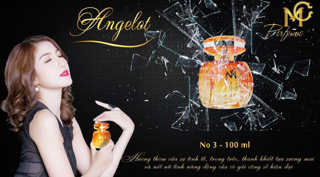 nước hoa cho nữ ANGELOT