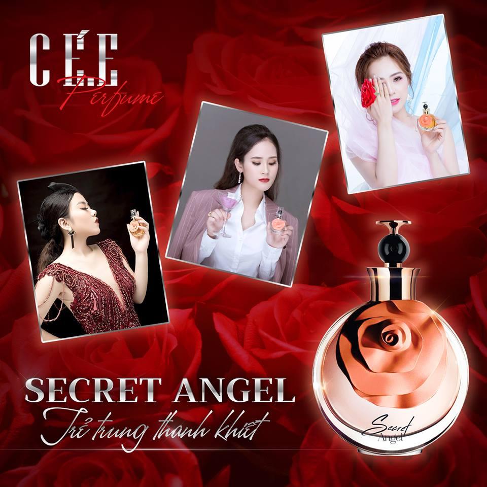NƯỚC HOA SECRET ENGEL MOCHA